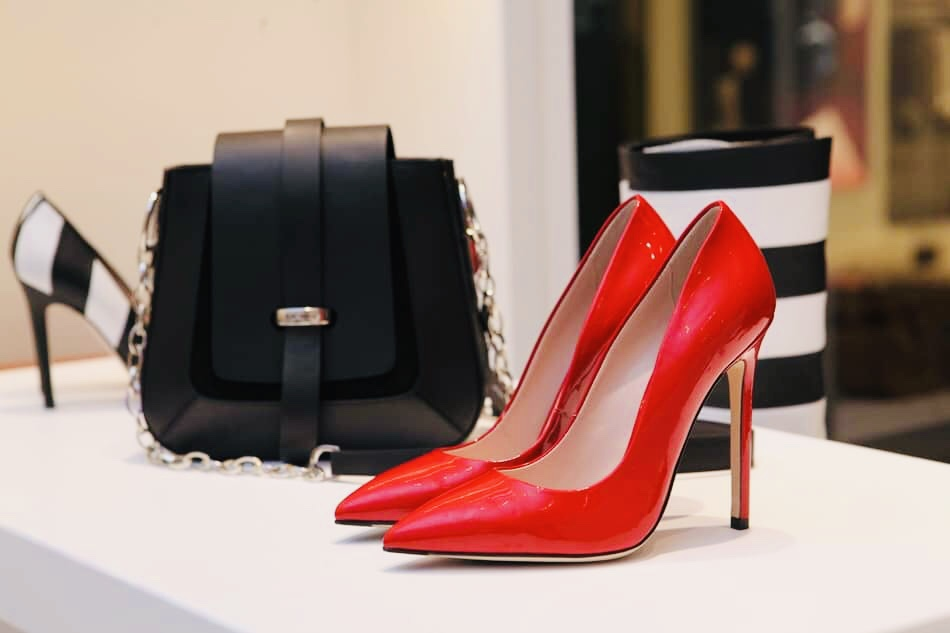 Patent leather vs leather