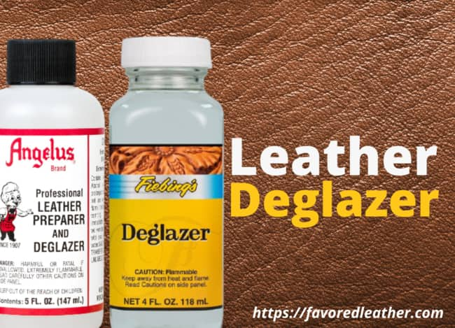 best leather degalzers